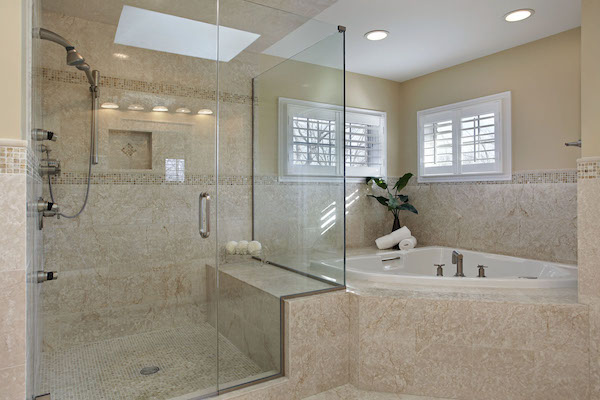 Our Recently finished Bathroom Remodel Project by Sunny Construction & Remodeling