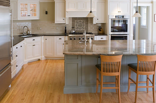 Kitchen Remodeling Company Chicago - Sunny Construction & Remodeling - recently remodeled kitchen project we have completed for our customer
