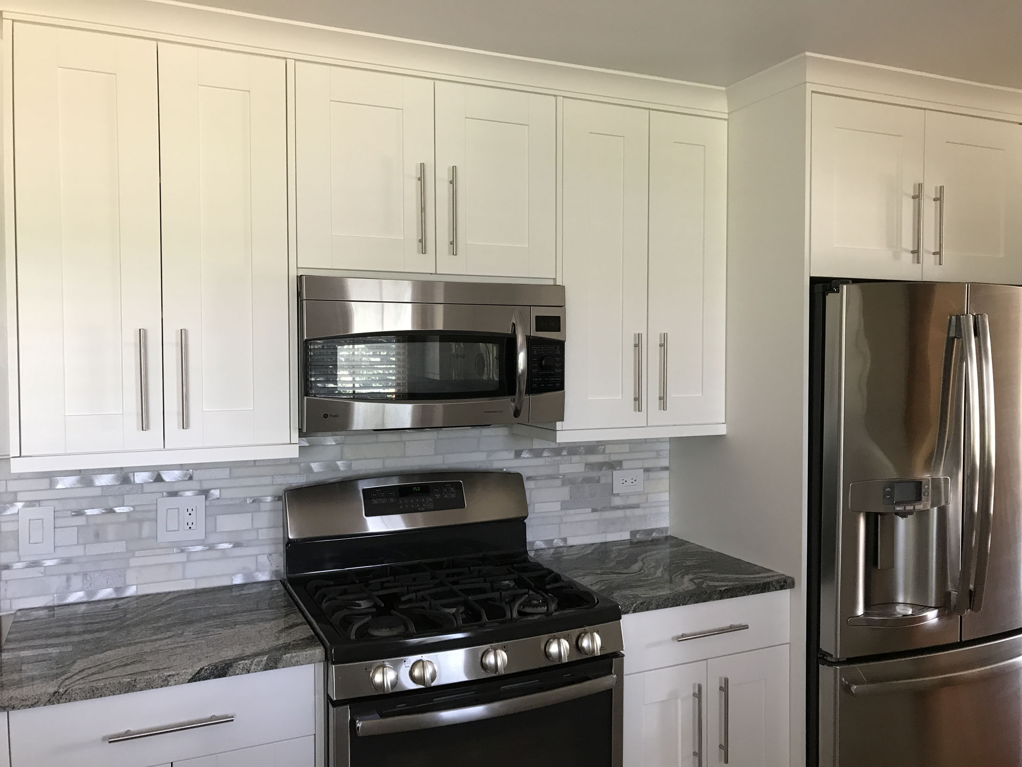 Kitchen remodeling in Schaumburg - Sunny Construction & Remodeling ...
