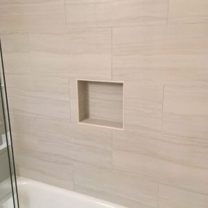 New shower wall tile Elk Grove Village IL