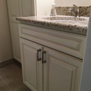 New stone countertops and bathroom cabinets Elk Grove Village IL