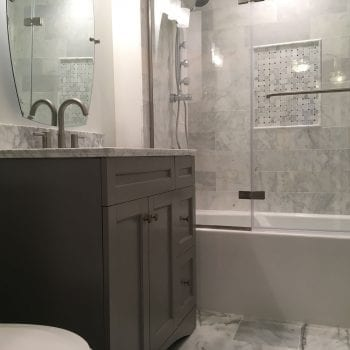 Modern bathroon remodeling Elmhurst IL