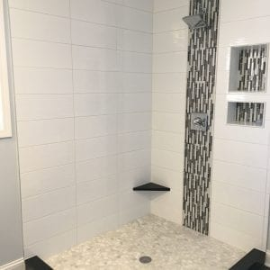 Shower remodeling Schaumburg IL