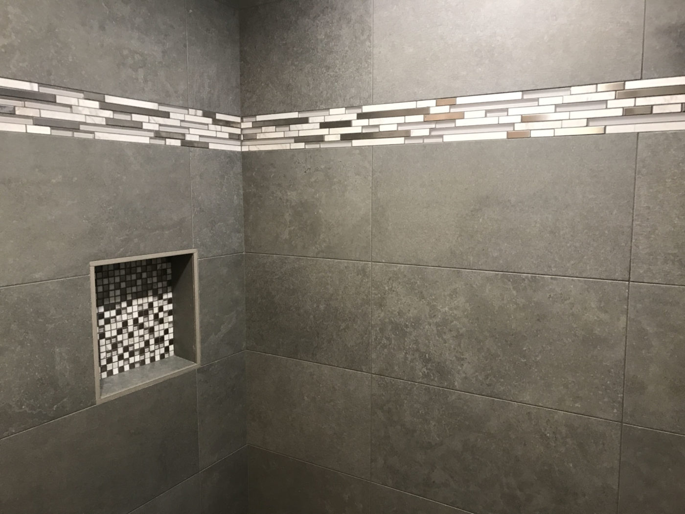 Shower Remodeling project in Bloomingdale, Illinois