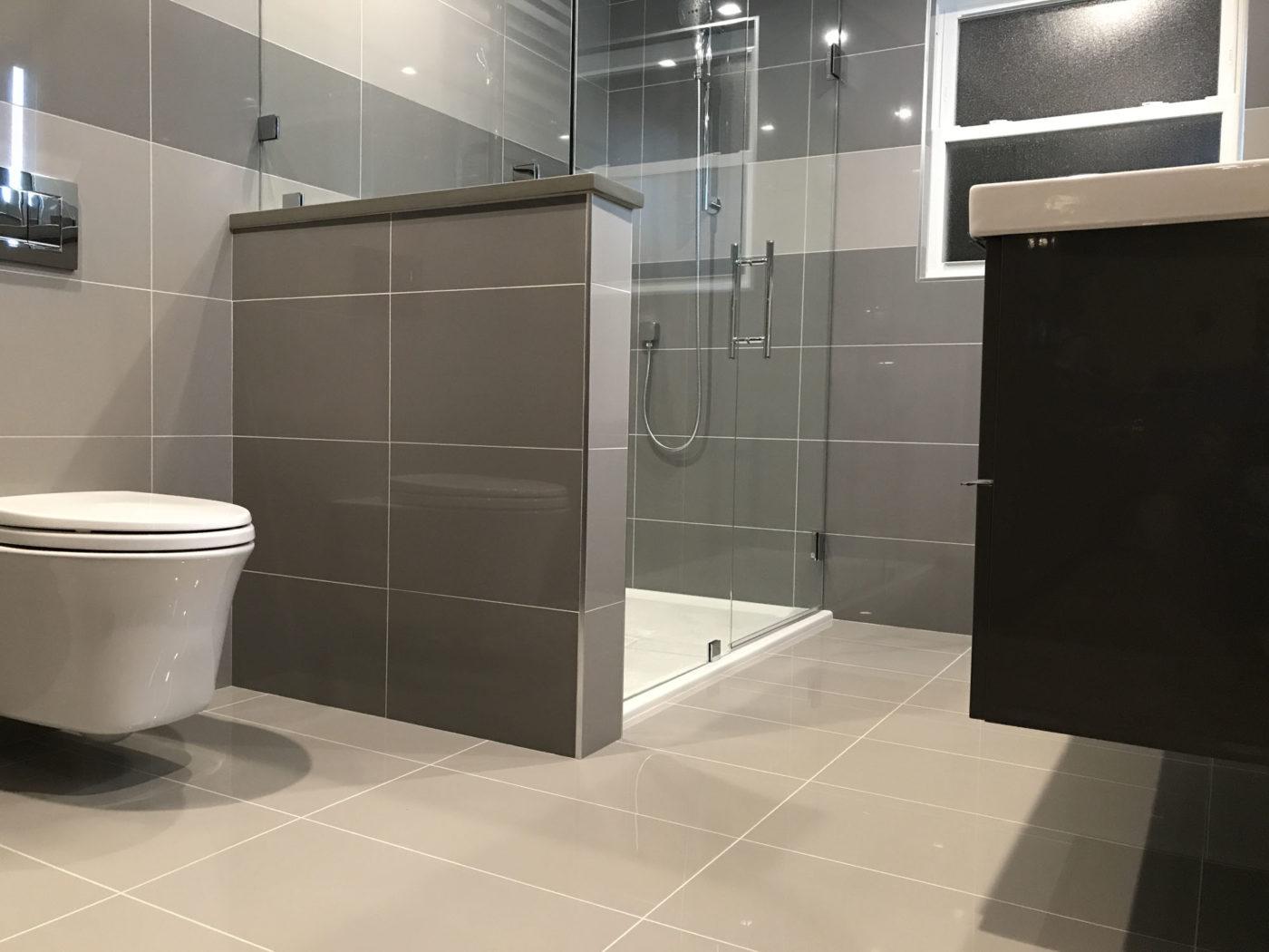 Bathroom Remodeling Schaumburg new tile and shower