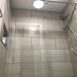 Bathroom Remodeling Wauconda shower