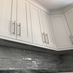 Kitchen Remodeling Schaumburg new cabinets