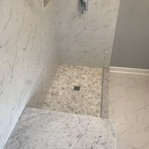 Bathroom Remodeling In Hoffman Estates - shower installation