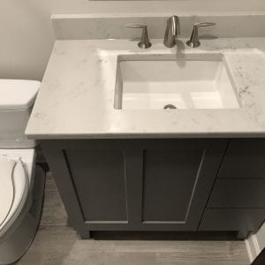 Bathroom Remodeling In Hoffman Estates - natural stone countertops