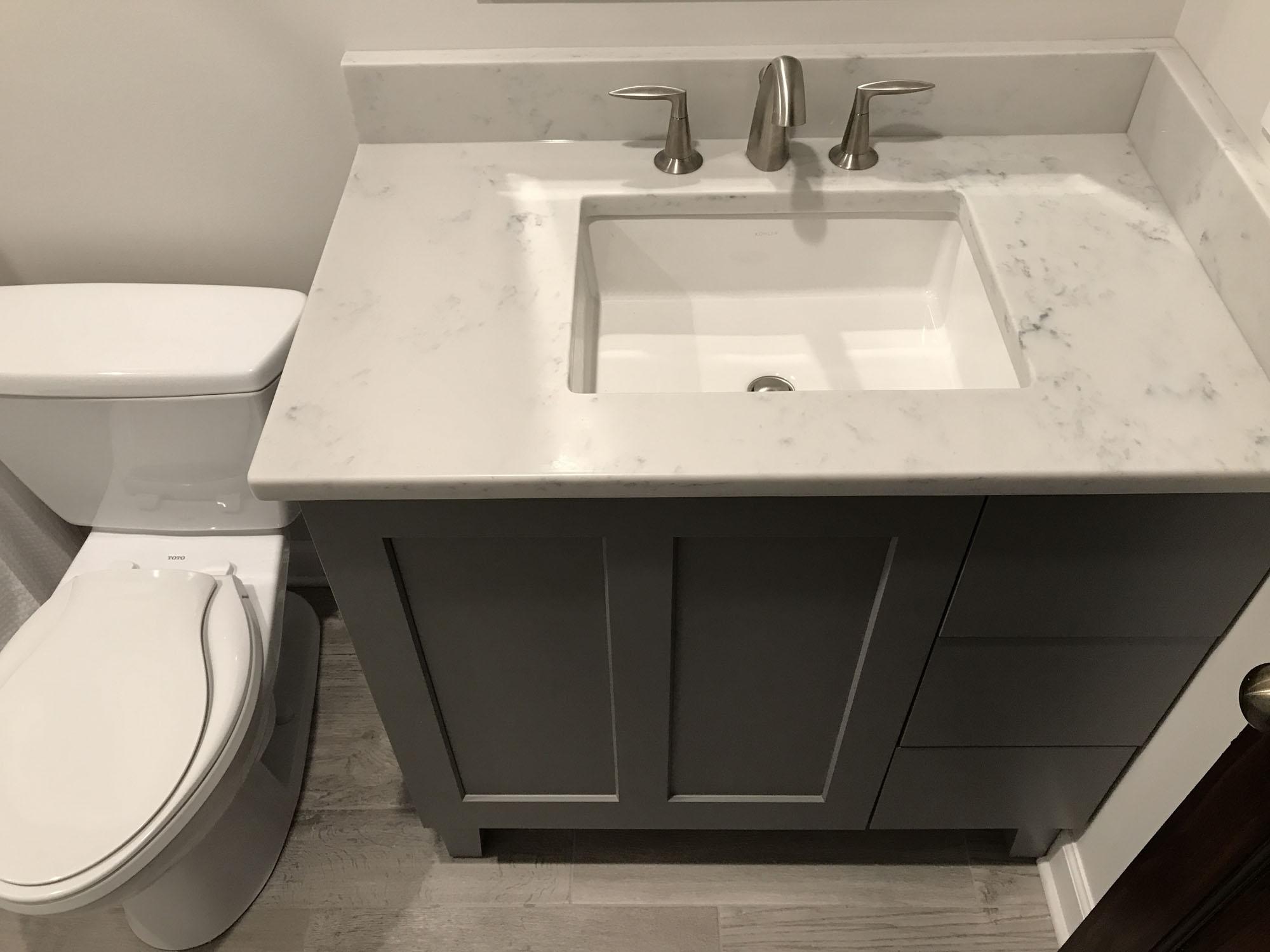 Bathroom Remodeling In Morton Grove Sunny Construction
