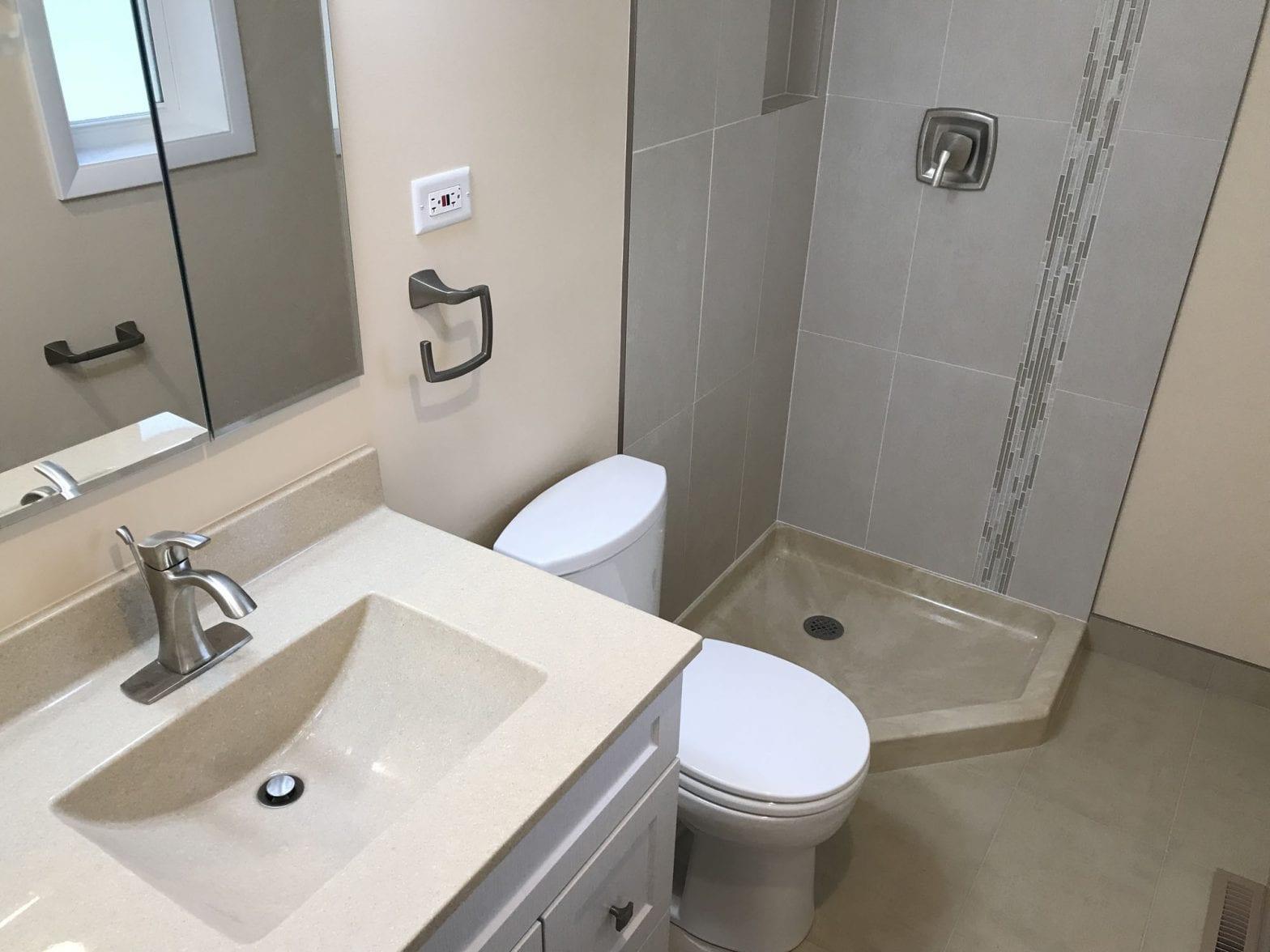 Bathroom Remodeling Itasca - shower remodeling