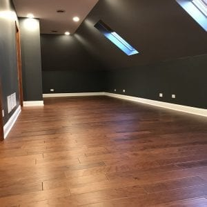 Bathroom Remodeling in South Barrington - hardwood flooring