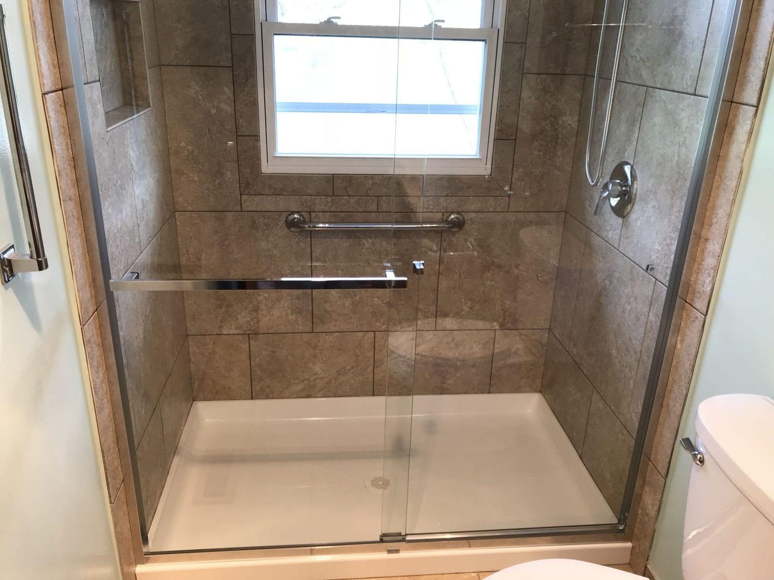 Bathroom remodeling in Schaumburg