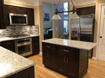 Remodeled Kitchen Bloomingdale Illinois