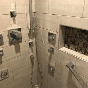 Bathroom remodeling in Bartlett