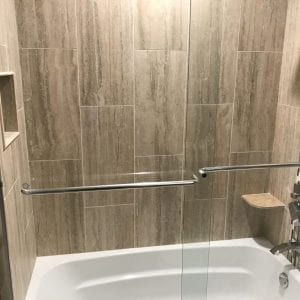 Shower remodeling contractors