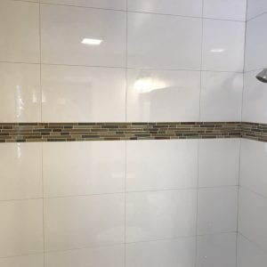 shower installation near Schaumburg