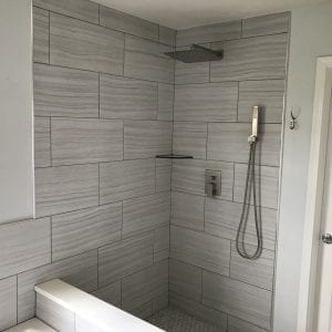 Bathroom Remodeling in Carpentersville - walk in shower
