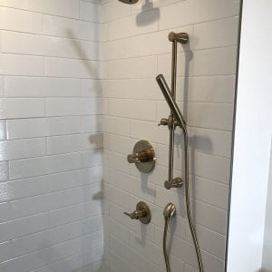 Bathroom Remodeling in Hinsdale - shower