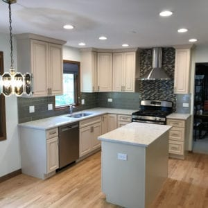 Kitchen Remodeling Contractor in Schaumburg and Other Chicago Suburbs