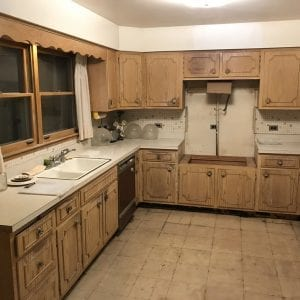 Kitchen Remodeling in Schaumburg - rustic