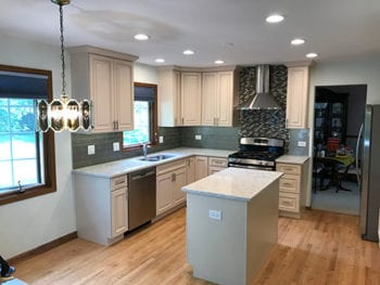 Kitchen remodeling in Des Plaines