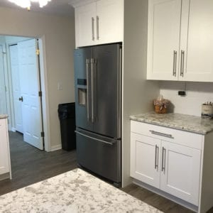 Kitchen remodelers in Elk Groev Village, new countertops, cabinets, and flooring