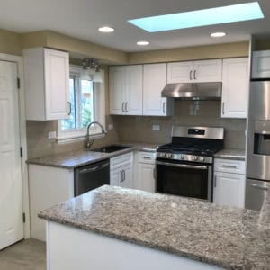 Newly remodeled kitchen Schaumburg IL
