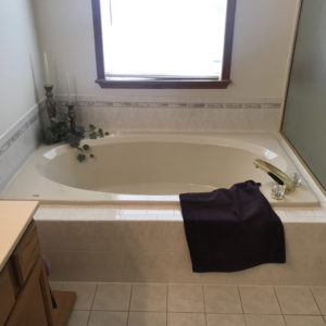 Bathroom Remodeling in Bartlett IL: Before Photos