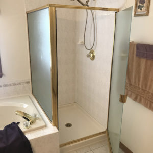 Bartlett IL Bathroom Remodeling: Before Photo
