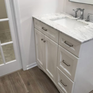 Bathroom remodel in Northbrook, Illinois