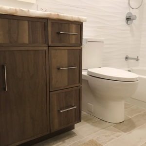 New Bathroom Cabinets in Park Ridge IL