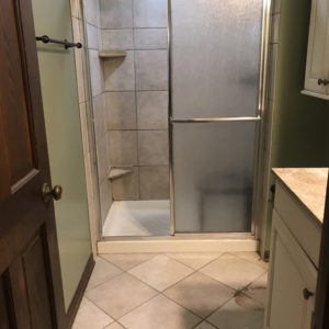 Bathroom in Rolling Meadows - Before Remodeling