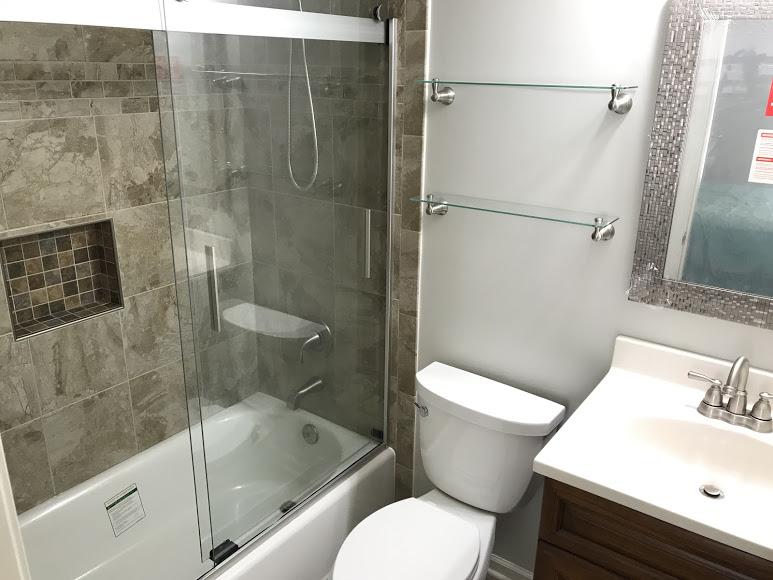 Mundelein Bathroom Remodel Elegant