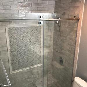 Shower remodeling in Hoffman Estates