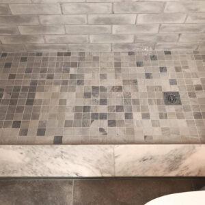 Photos of a bathroom remodel in Hoffman Estates